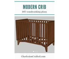 Round crib woodworking plans Video