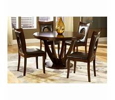 Round dining table with chairs.aspx Video