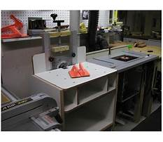 Router table router.aspx Video