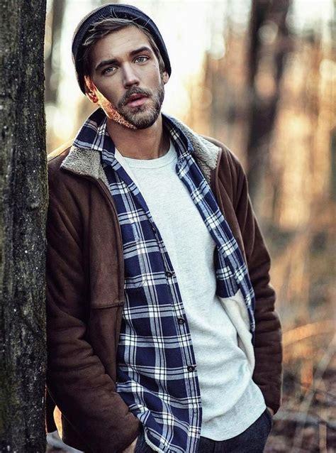 Rugged Style Men Pinterest