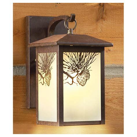 Rustic Outdoor Lanterns