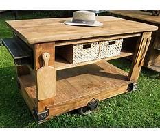 Rustic kitchen cart island.aspx Video