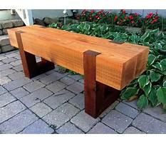 Rustic wood bench designs.aspx Video