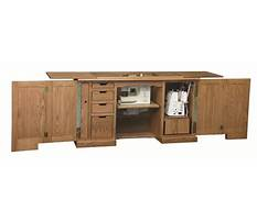 Sewing cabinet plans.aspx Video