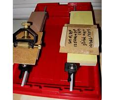 Sharpening station woodworking plans.aspx Video