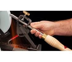 Sharpening turning tools.aspx Video