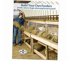 Sheep feeder plans.aspx Video