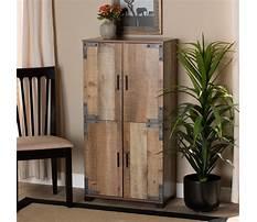 Shoe cabinet doors Video