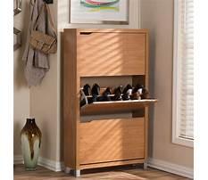 Shoe storage cupboard design Video