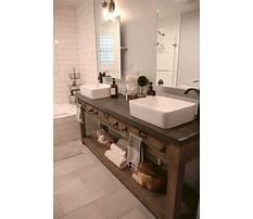 Simple bath vanity plans Video