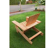 Simple chair plans Video