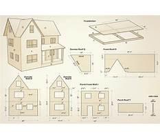 Simple dollhouse blueprints Video