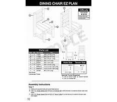 Simple log furniture plans Video