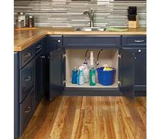 Sink cabinet for kitchen Video