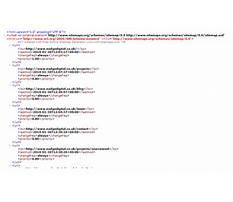 Sitemap xml formatting tool Video
