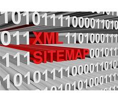 Sitemap xml meaning in computer Video