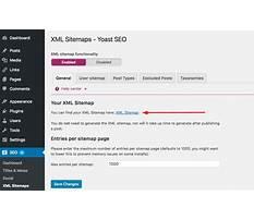 Sitemap xml protocol Video