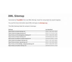 Sitemap xml syntax Video