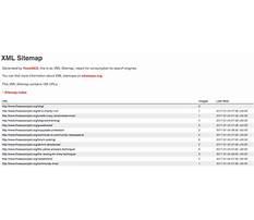 Sitemap10 xml schema Video