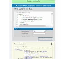 Sitemap14 xml formatter Video