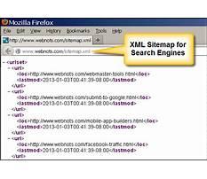 Sitemaps xml formatters Video