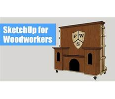 Sketchup plywood layout how to Video