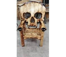 Skull chair plans.aspx Video
