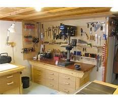 Small basement workshop plans Video