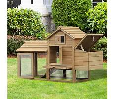 Small chicken coop kit Video