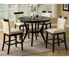 Small high top table and chairs.aspx Video