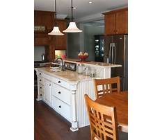 Small kitchen center island ideas Video