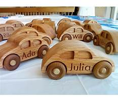 Small wood toys to make Video