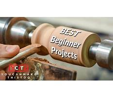 Small woodturning projects Video