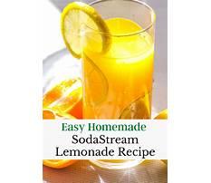 Sodastream diet recipes Video