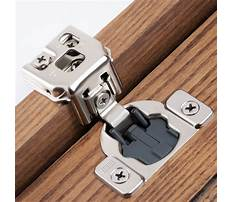 Soft closing hinges for cabinet doors Video
