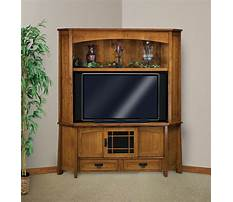 Solid wood tv media centers Video