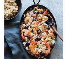Sonoma diet shrimp recipes Video