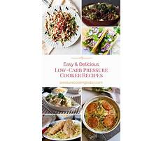 South beach diet pressure cooker recipes Video