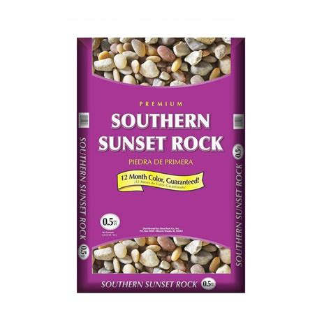 Southern Sunset Rock