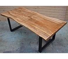 Spalted maple coffee table Video