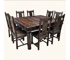 Square wood dining table diy.aspx Video