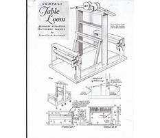 Table loom plans.aspx Video