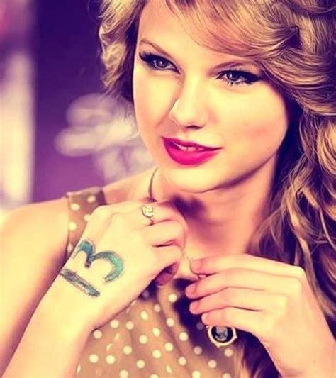 Taylor Swift Tattoo