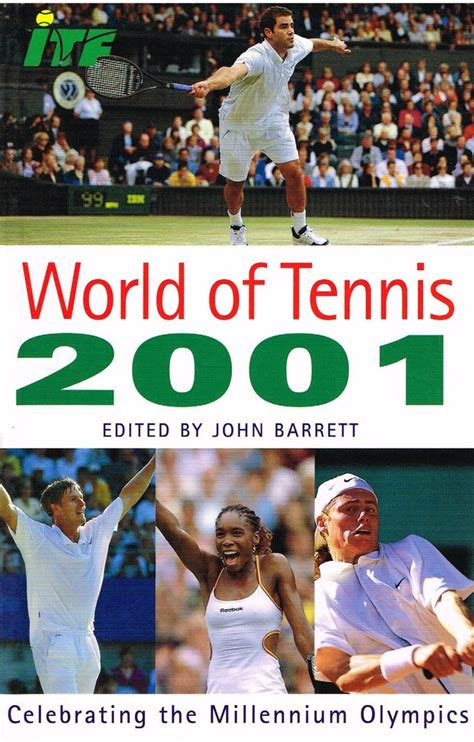 Tennis Yearbook Titles For