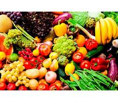 Things to eat for a healthy diet Video