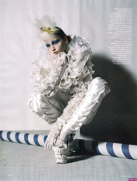 Tim Walker Pierrot