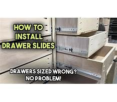 Tool bench with drawers.aspx Video