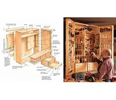 Tool cabinet plans free Video