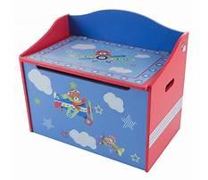 Toy box furniture Video