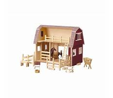 Toy horse barn kits Video